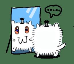 Chonmage-Hamster sticker #134764