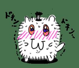 Chonmage-Hamster sticker #134771