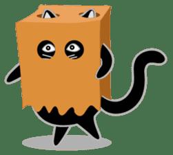 Cute Cat - funny and cute sticker #134943