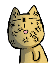 Nyanko (The U.M.A kitty) sticker #135105