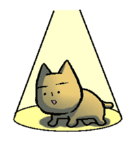 Nyanko (The U.M.A kitty) sticker #135109