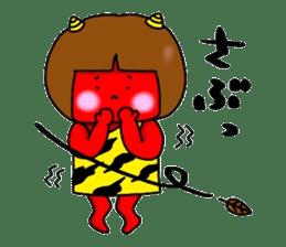 Oni Kids sticker #135150