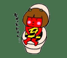 Oni Kids sticker #135161