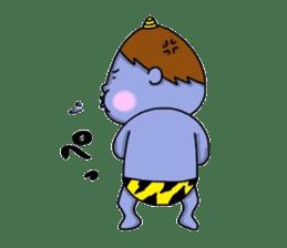 Oni Kids sticker #135164