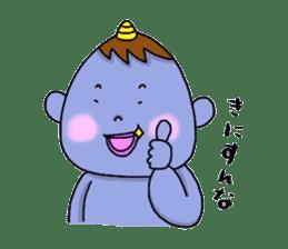 Oni Kids sticker #135166