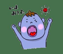 Oni Kids sticker #135174