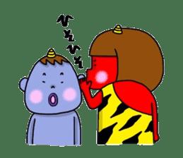 Oni Kids sticker #135176