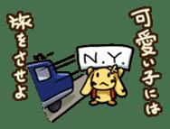 "The Proverbialist Rabbit ""PINO"" sticker #135469"