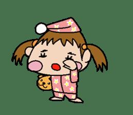 pretty tsurara sticker #135501