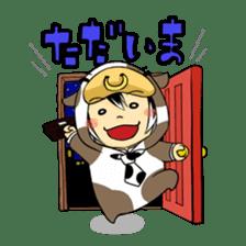 BekoGirl sticker #135787