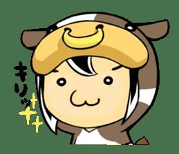 BekoGirl sticker #135795