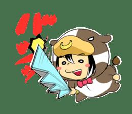 BekoGirl sticker #135814