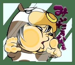 BekoGirl sticker #135815