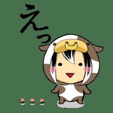 BekoGirl sticker #135817