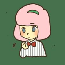 Let's go Meiko!! sticker #135861