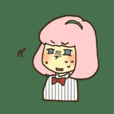 Let's go Meiko!! sticker #135864