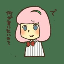Let's go Meiko!! sticker #135865