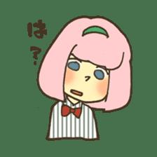 Let's go Meiko!! sticker #135867