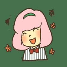 Let's go Meiko!! sticker #135882
