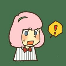 Let's go Meiko!! sticker #135896