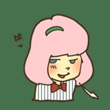 Let's go Meiko!! sticker #135898