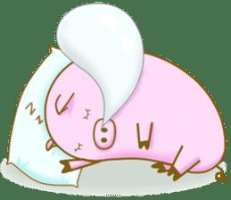 Pig House sticker #136385