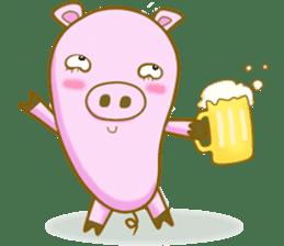 Pig House sticker #136387