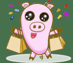 Pig House sticker #136391