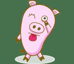 Pig House sticker #136394