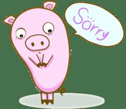 Pig House sticker #136396