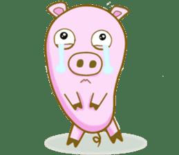 Pig House sticker #136400