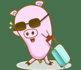 Pig House sticker #136404