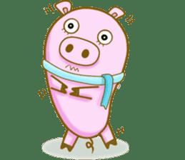 Pig House sticker #136405