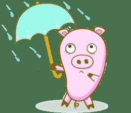Pig House sticker #136407