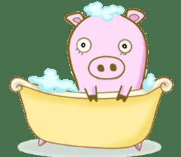 Pig House sticker #136408