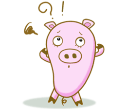 Pig House sticker #136410