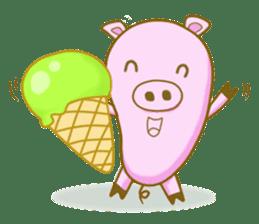 Pig House sticker #136411