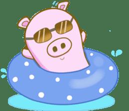 Pig House sticker #136412