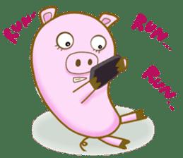 Pig House sticker #136413