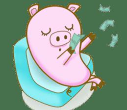 Pig House sticker #136414