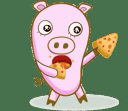 Pig House sticker #136416