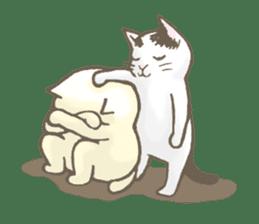 Kamineco and Maro sticker #136513