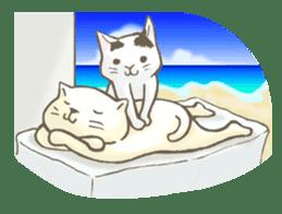 Kamineco and Maro sticker #136528
