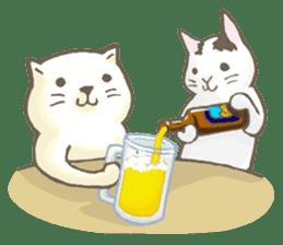 Kamineco and Maro sticker #136532