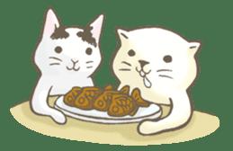 Kamineco and Maro sticker #136533