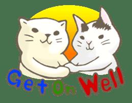 Kamineco and Maro sticker #136535