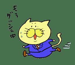 Neko friends sticker #136590