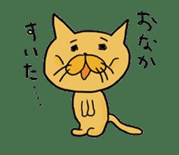 Neko friends sticker #136592