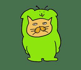 Neko friends sticker #136611