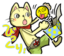 nyakichi sticker #136820